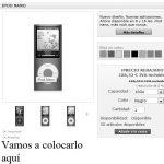 Código QR en la ficha del producto en Prestashop