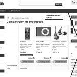 Guía – Ocultar la columna derecha en Prestashop 1.5 en el comparador de productos