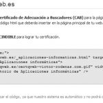 Guía – Insertar el código de verificación de Qweb en Prestashop 1.5