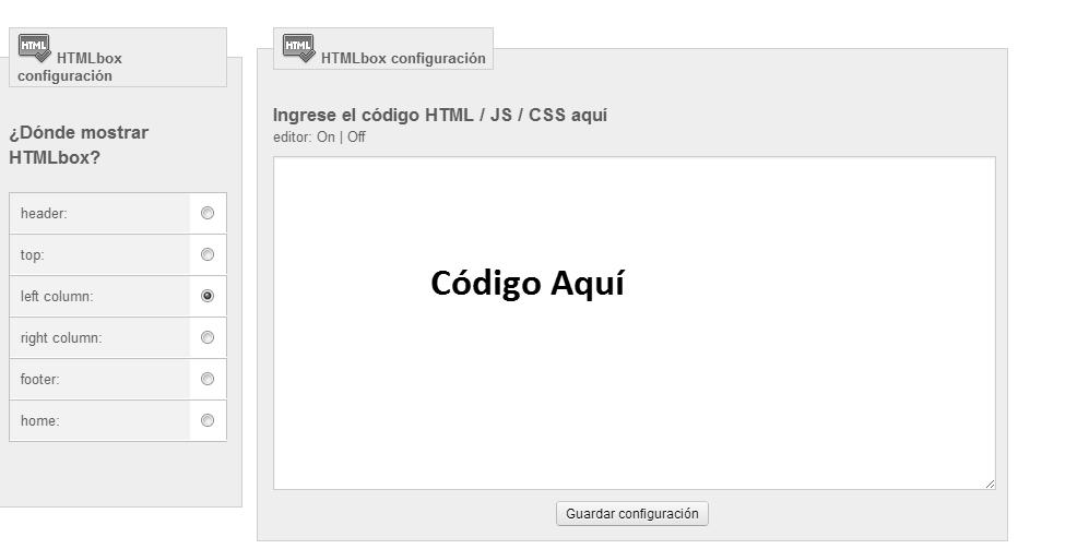 pegarCodigo