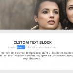 Cambiar texto del bloque de la página principal en Prestashop 1.7