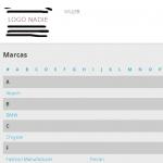 Mostrar fabricantes ordenados alfabéticamente en Prestashop 1.7