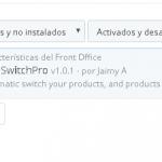 Activar/desactivar  productos automáticamente en Prestashop