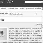 Guía – ¿Dónde crear nuevos contenidos en Prestashop?