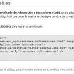 Guía – Insertar el código de verificación de Qweb en Prestashop