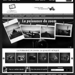 Plantilla para vender productos de fotografía en Prestashop