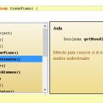 Autocompletar código en BlueJ