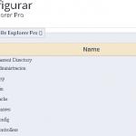 Explorar archivos en Prestashop desde el panel de administración