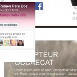 Mostrar bloque de facebook flotante en Prestashop