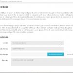 Formulario de contacto en los contenidos en Prestashop 1.7