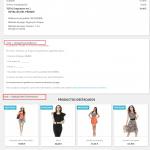 Hooks de la página de confirmación del pedido en Prestashop 1.7