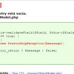 Error país (Address->id_country empty) en el formulario de registro de Prestashop