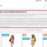 Mostrar la imagen de la marca en su sección en Prestashop
