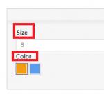 No me muestra el nombre del atributo en la ficha del producto en Prestashop