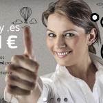 "Registra ""2"" dominios por solo 1 euro"