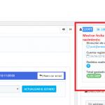 Visualizar fecha de nacimiento del cliente en los pedidos en Prestashop