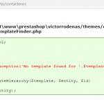 Error 500 en el formulario de contacto tras actualizar a Prestashop 1.7