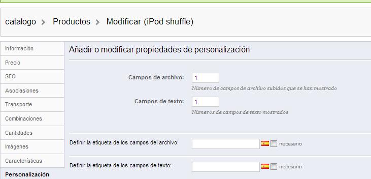 personalizaci2